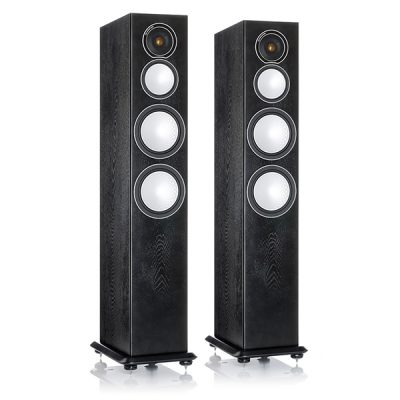 Monitor Audio Silver 8 Svart Ek