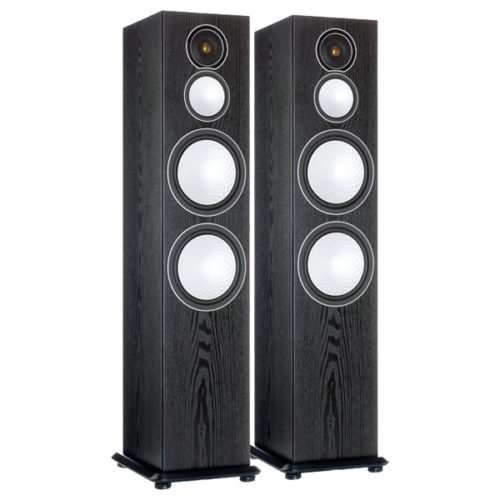 Monitor Audio Silver 10 Svart ek
