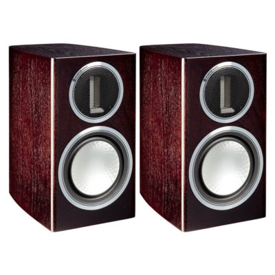 monitor audio gold 50 Valnöt