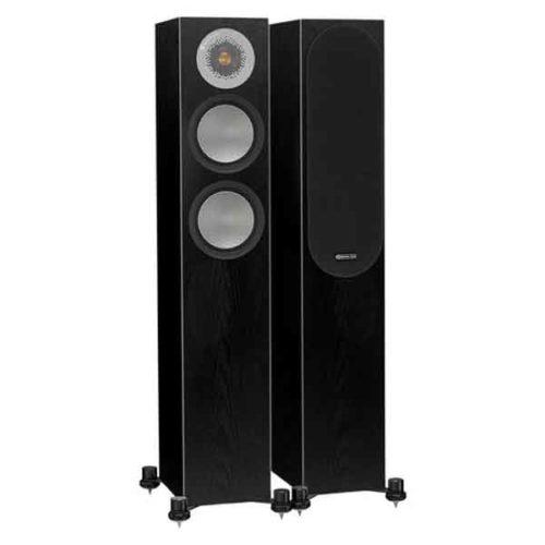 Monitor Audio Silver 200 Svart ek
