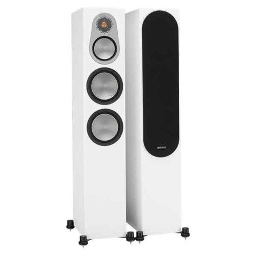 Monitor Audio Silver 300 Satin vit